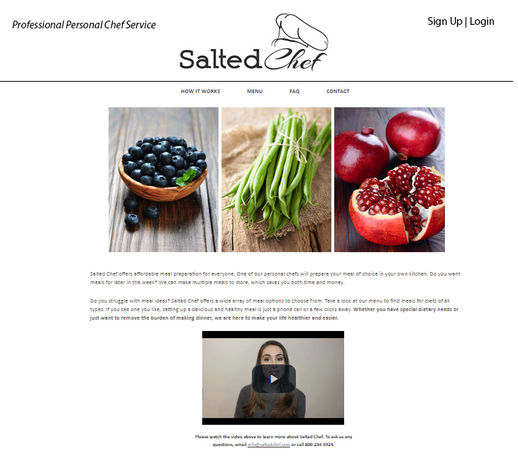 salted chef